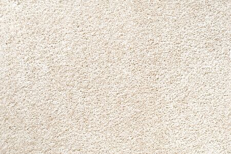Overhead View of Light Brown Color Carpet Stock Photo