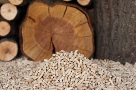 holzbriketts: Oak peletts-Alternative Energy