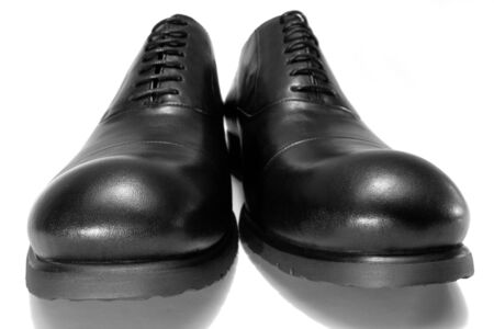 Black shoes Stock Photo - 3729871
