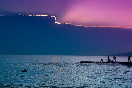 Sea fishers