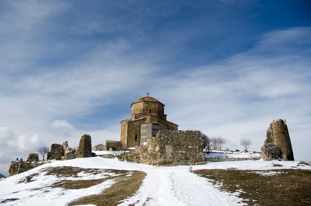kavkaz: Jvari Monastery