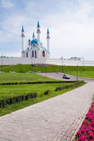kazan: Kazan mosque