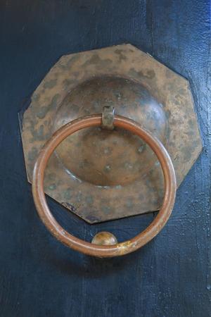 handle: manija de la puerta antigua