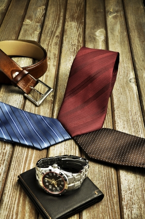fashion accessories for man photo
