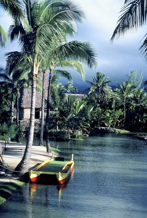 Island of Bora Bora photo