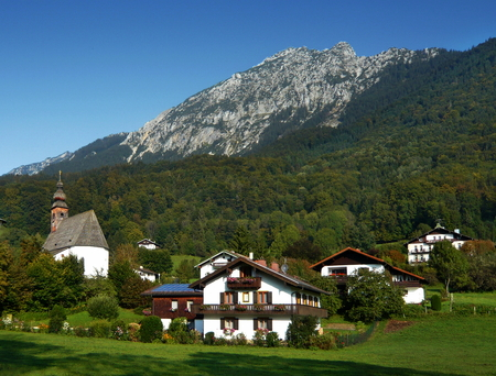 hugely: Bad Reichenhall has a rich, 150-year history as a health spa, with treatments that have proved hugely successful in alleviating respiratory illnesses