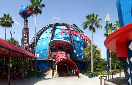 플래닛 할리우드는 디즈니 - 플로리다 올랜도의 주요 명소입니다.