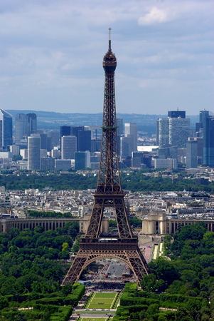 tower: Considered an architectural wonder, the Eiffel Tower is one of Europes best known landmarks. It attracts more visitors than any other paid tourist attraction in the world