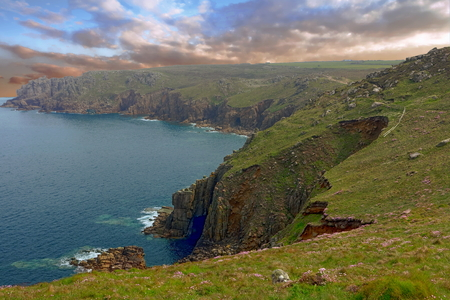 Lands End - Cornwall, England