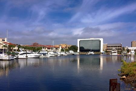Port Royal and harbor - Pensacola, Florida