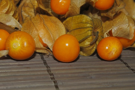 cape gooseberry: Golden Strawberry (Physalis) - exotic fruit