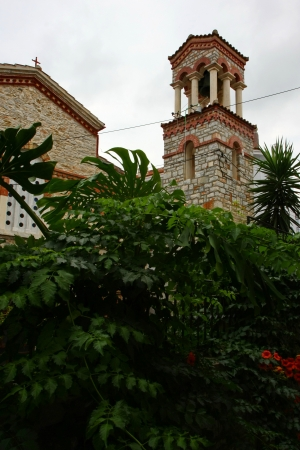 ortodox: Orthodox church in Skopelos town,Skopelos,Greece