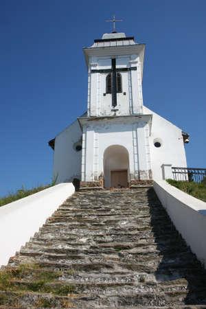 serbia: Church of Holy Cross in Vrsac Serbia