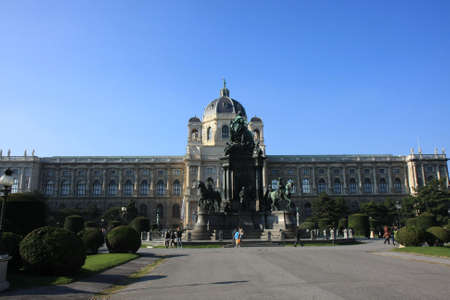 wien: Historic building and monument in Wien,Austria