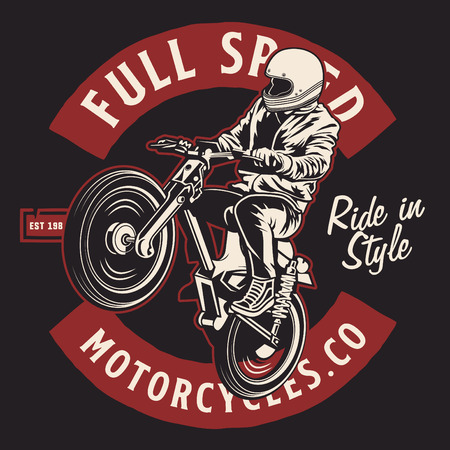 full speed motorcycles