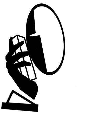 dialing pad: phone talk stylization
