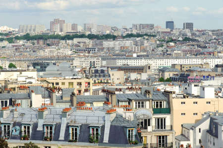 View of Paris. may be use like background photo