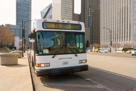 Chicago Transit Authority Stock Photos And Images - 123RF