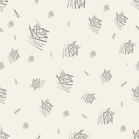 dashed: Seamless beige background with dashed lines
