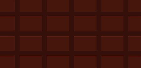 Chocolate bar Close up print with sweet food