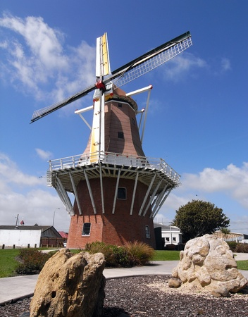 Windmill in Foxtown photo