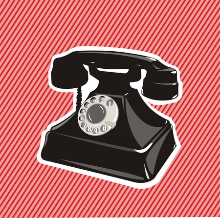 phone- vector illustration Vector