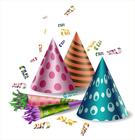 party hat: party items