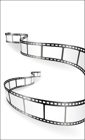film strip Stock Vector - 7373632