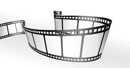 film strip Stock Vector - 7373613