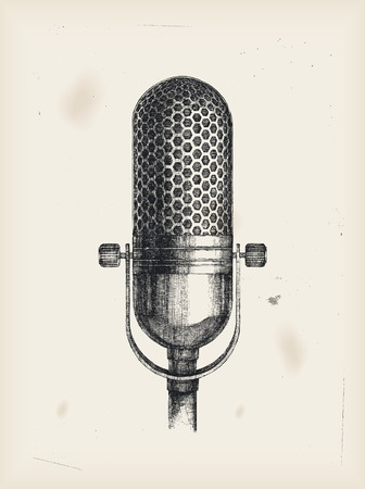 Microphone-drawing