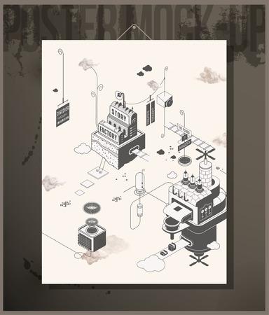 discover: Poster- Discover through imagination