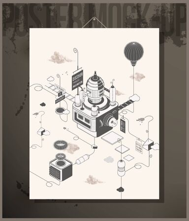 laboratory: Poster- Story factory