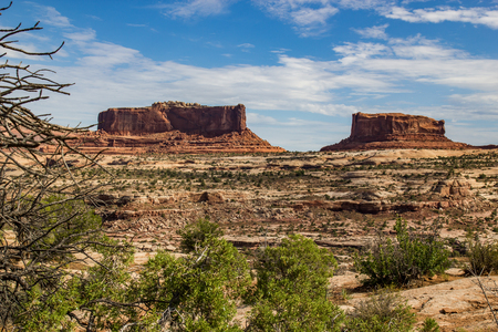 canyonlands: Buttes in Canyonlands National Park