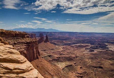 canyonlands: Canyonlands National Park Overlook