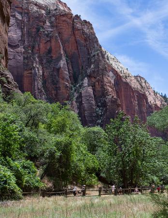 noiseless: Virgin River Zion National Park