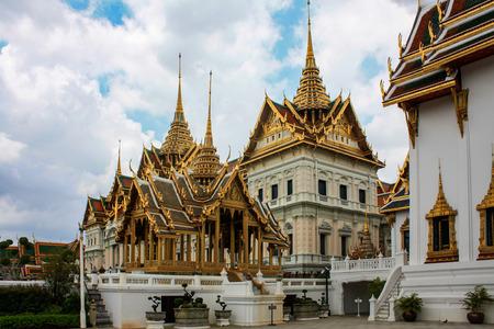 Royal Palace: Roof Detail, at Royal Palace, Bangkok, Thailand