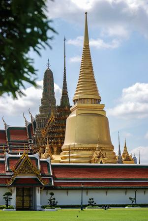 Royal Palace: Royal Palace, Bangkok, Thailand Stock Photo