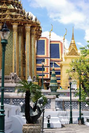 Royal Palace: Royal Palace, Bangkok, Thailand Editorial