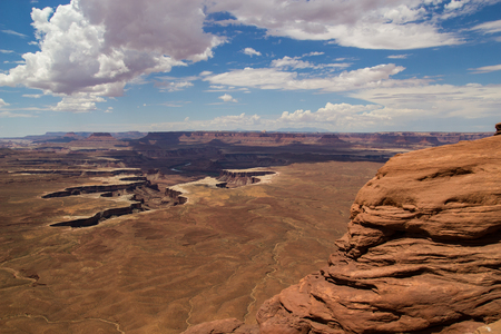 canyonlands national park: Canyonlands National Park, Utah. Stock Photo