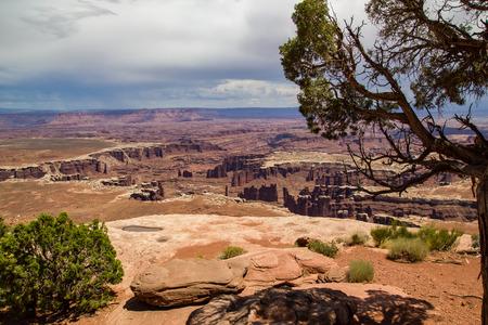 utah: Canyonlands National Park, Utah. Stock Photo