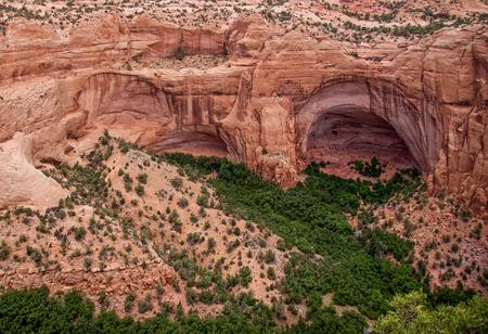 anasazi ruins: Ancient Anasazi Ruins, Navajo National Monument, Arizona