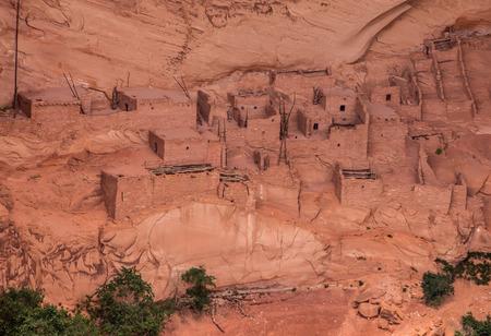 excitation: Ancient Anasazi Ruins, Navajo National Monument, Arizona