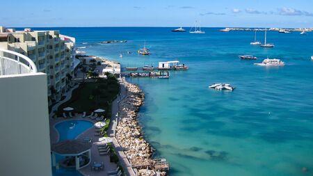 st: Simpson Bay, St Maarten