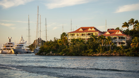 st: Simpson Bay, St. Maarten