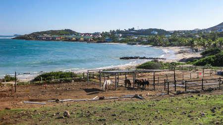 chacra: Horse Ranch, San Martín.