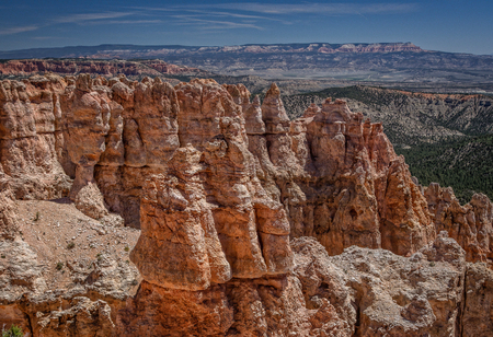 bryce: Rock Formations, Bryce Canyon, Utah