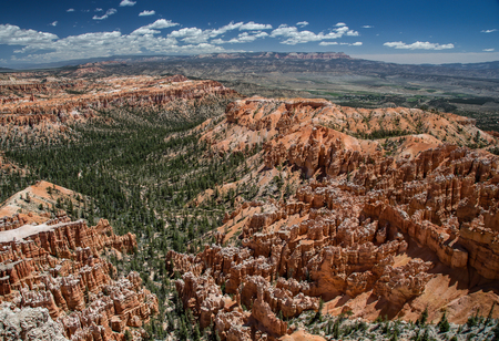 bryce canyon: Bryce Canyon, Utah Stock Photo