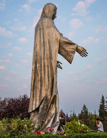 catholic nuns: Our Lady of Peace Shrine, Santa Clara, California