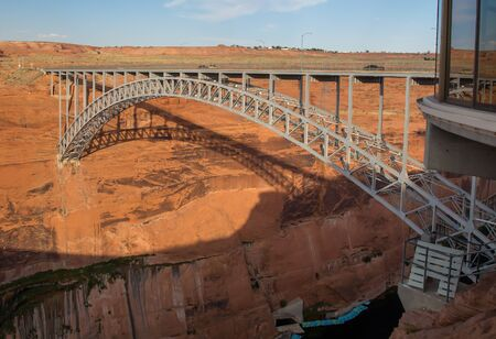 glen: Glen Canyon Bridge, Page, Arizona