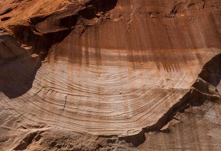 lake powell: Sandstone Detail, Lake Powell, Arizona and Utah